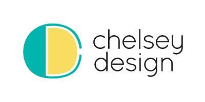 Chelsey Design Logo Web Header